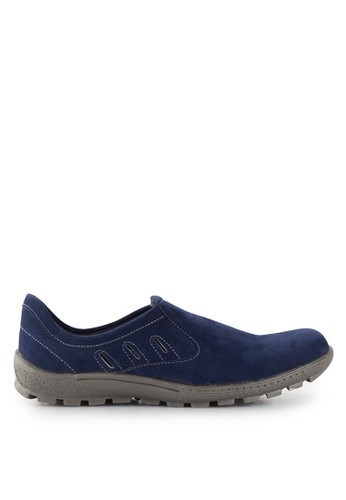 Dr. Kevin blue Loafers, Moccasins & Boat Shoes Shoes 13236 DR982SH79UGQID_1