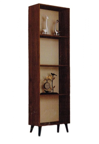 Choice Furniture brown Choice Furniture - Delany Display Cabinet A289AHL97CAD16GS_1