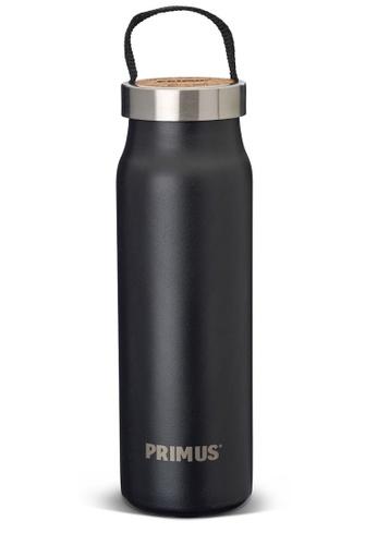 Fjallraven black Fjallraven Klunken V. Bottle 0.5 L Black A42E8AC6236414GS_1