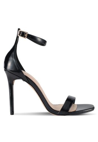 ALDO black Derolila Heeled Sandals 63643SHF248F1CGS_1