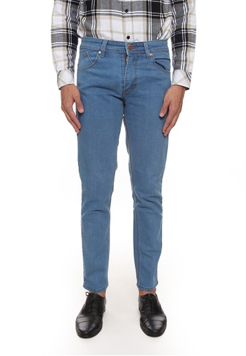 2nd Red blue Jeans Slim Fit Premium Denim Stretch Light Blue ZA254 093D0AAFBF0981GS_1