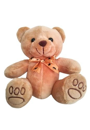 Hello Tiemy brown Boneka Beruang Tedy Bear Marco - SNI E5F5CTH53A4C7FGS_1