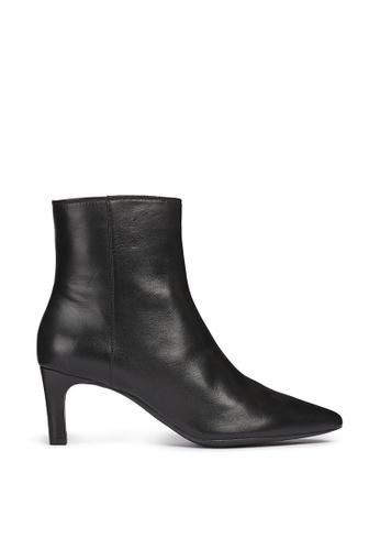 Geox black Bibbiana Heels Shoe E2E2ASHF9DC089GS_1