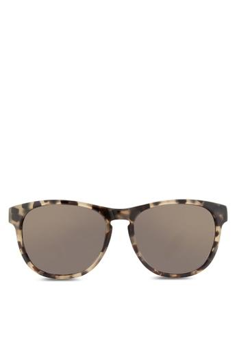 Boss Orange grey Retro Key Hole Bridge Sunglasses BO434GL86HRXMY_1