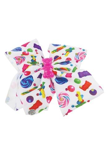 Jojo Siwa white Jojo Siwa Bow With Clip (Gummy Lollipop) AAA72KC673CF8CGS_1