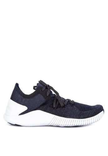 0dc8ae6b3da46 Shop Nike Nike Free Tr Flyknit 3 Metallic Shoes Online on ZALORA ...