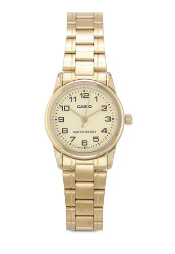 Casio 金色 Casio LTP-V001G-9BUDF Watch 12D2DAC118288EGS_1