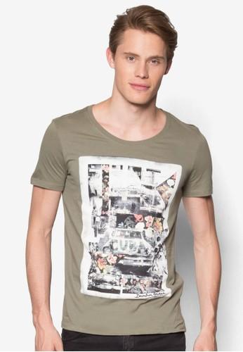 古巴設計TEE, 服飾esprit 高雄, T恤