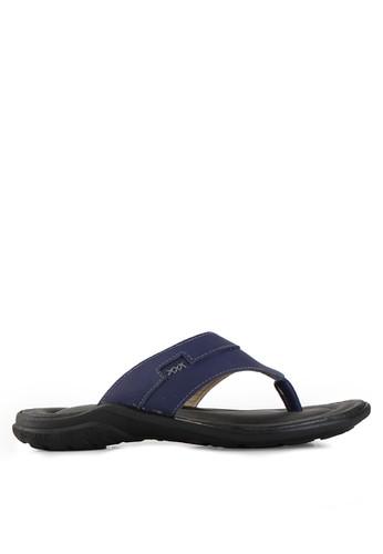MARC & STUART Shoes blue Greg 3 MA456SH17NUWID_1