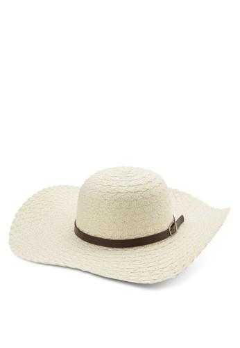 扣環繫帶圓頂帽, 飾品esprit分店配件, 爵士帽