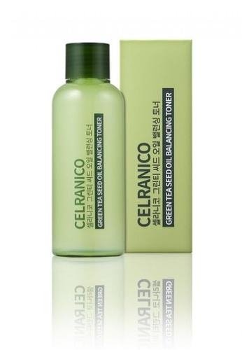 Celranico green Celranico Green Tea Seed Oil Balancing Toner B3DC0BE882F4FBGS_1