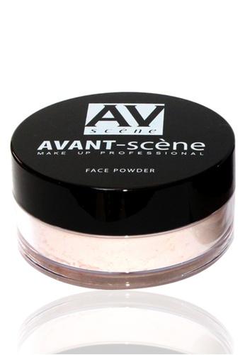 Avant Scene beige PLP Loose Powder AV390BE17XECPH_1