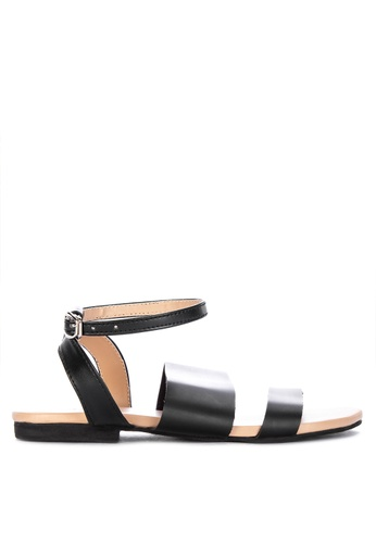 b939572fef34 Shop Mishka Jeanne Two Strap Sandals Online on ZALORA Philippines