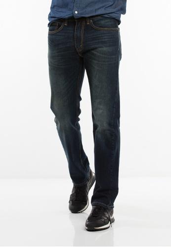 5c92c470e0a Levi s blue Levi s 505 Regular Fit Jeans Men 00505-1552 2648EAADC138A3GS 1