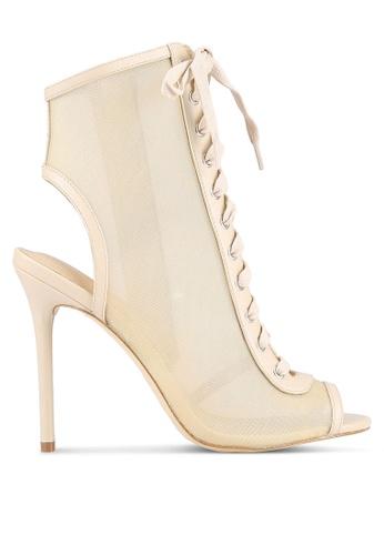 ALDO beige Coralie Heels AL087SH0RPXBMY_1