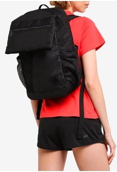 a40bf337b Reebok black Training Enh W Active Backpack CC174AC87055F3GS_1