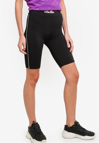 Ellesse black Cono Cycle Shorts 1287DAA78EB7A4GS_1