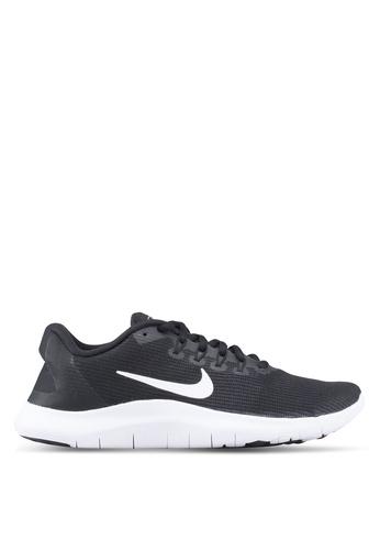 Nike black Nike Flex Rn 2018 Shoes E6E2BSH819A895GS_1