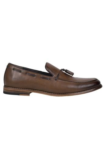 Tomaz brown Tomaz F168 Tassel Loafers (Coffee) 009D3SHA26CBD8GS_1