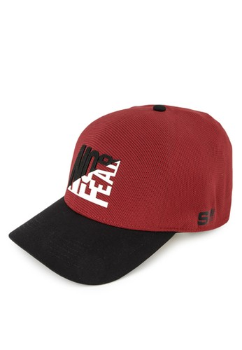 No Fear red Damascus - Baseball Hat 08A35ACE79775CGS_1
