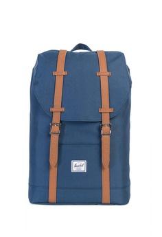 53d13c50af Herschel blue Retreat Mid Backpack 91E77AC1A2569EGS 1