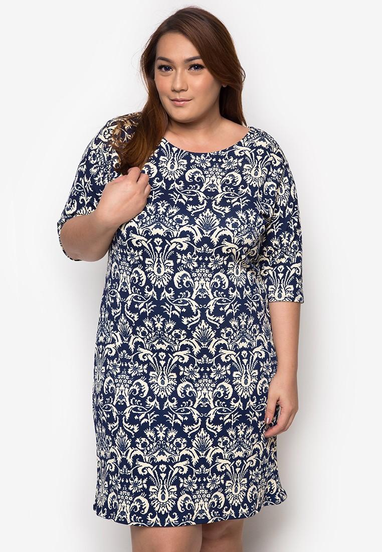 Plus Size Carolina Dress