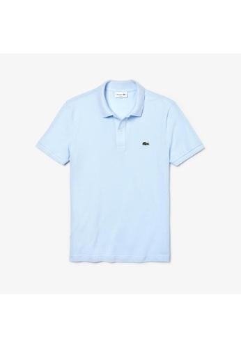 f24f95ce Men's Slim fit Lacoste Polo Shirt in petit piqué-PH4012-10