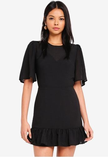 The Fifth Label black Window Dress 41EACAA573A713GS_1