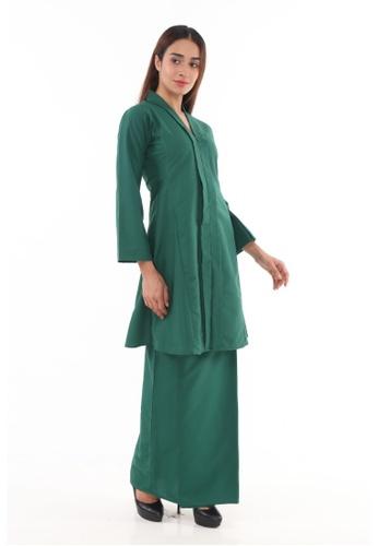 Amar Amran green Kebarung Sarimah 09972AA4D603E2GS_1