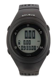 GPS Fly 電子手錶