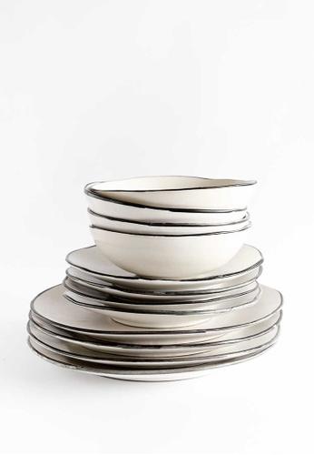 KRA Sanctuary white Andaman Dinnerware Set of 6 C93D6HL926A4BCGS_1