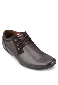Lace-up Business Shoes