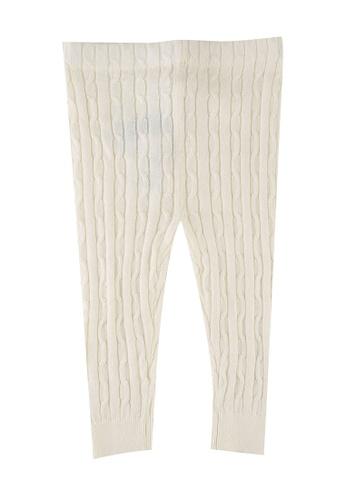 GAP white Pure Cotton Knitted Tights DB07BKACB643EBGS_1