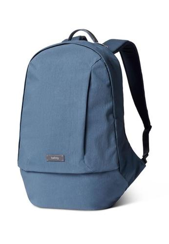 Bellroy blue Bellroy Classic Backpack (Second Edition) - Marine Blue B34C3AC4064D64GS_1