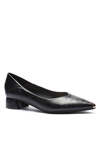 Twenty Eight Shoes 2.5CM尖頭仿羊皮小踭鞋 333-2 B6ED0SHC0BA883GS_1