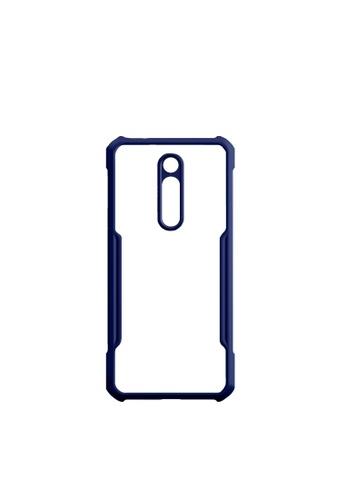 MobileHub blue and navy Xiaomi Mi 9T XUNDD Urban Armor Gear Shockproof Case CF291AC9F92D56GS_1