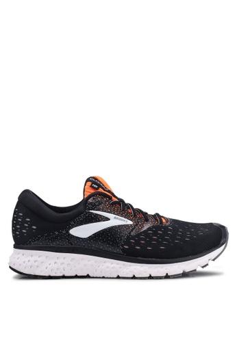 Brooks black Men's Glycerin 16 Shoes AB25CSH1A60E44GS_1