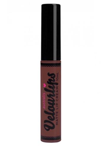 Australis Velourlips Matte Lip Cream – MO-ZAM-CHIC AU782BE15SDKSG_1