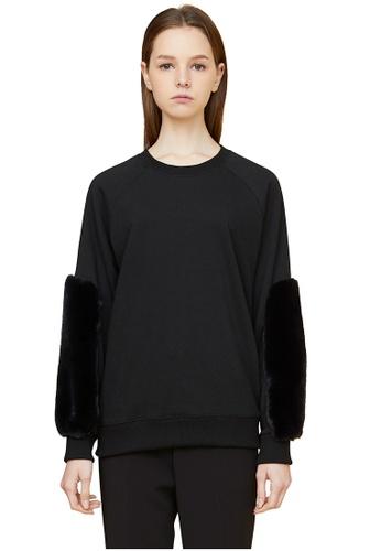MILLOGREM black Barni Sweatshirts MI241AA0GE60SG_1