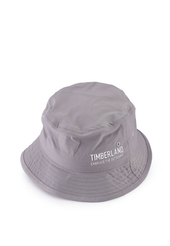 Timberland grey Embrace-The-Outdoors Bucket Hat F6A82AC73D8583GS_1