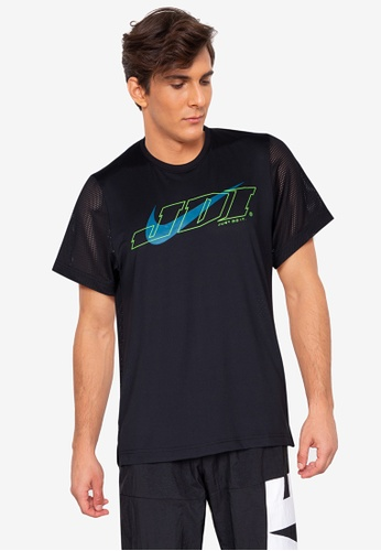 Nike black Men's Sc Top 498BDAADD1BA06GS_1