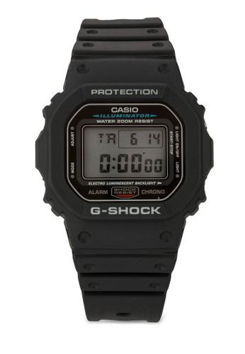 G-esprit門市Shock DW-5600E-1VDF 電子錶, 錶類, 飾品配件