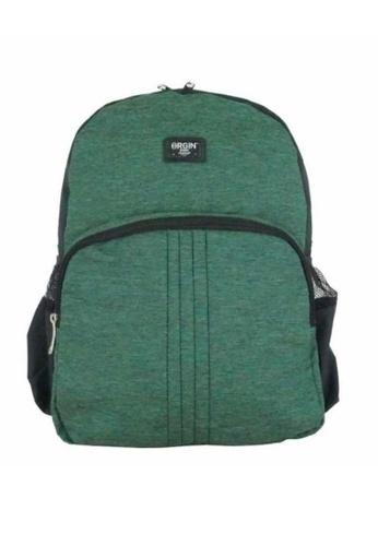 Swan Swan Orgin Pro Duncan Backpack -Green F518FKC7697469GS_1