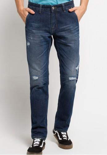 X8 blue Reagan Jeans X8323AA14JVDID_1