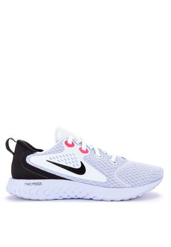 e8822564fcb9f Nike grey Nike Legend React Shoes C4BC3SHCECAC4AGS 1