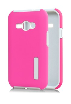 Dual Pro HardShell Case with Impact Absorbing Core for Samsung Galaxy J71 (J7 2 16)