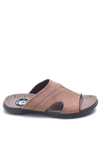 Dr. Kevin brown Dr. Kevin Men Casual Sandal 17209 - Brown DR982SH24HAPID_1