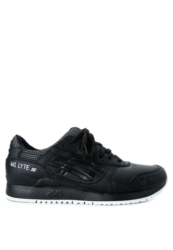 ASICSTIGER black Gel-Lyte III Sneakers AS118SH55IDKPH_1