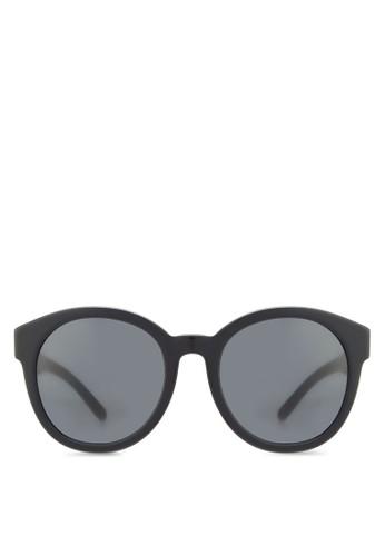 橢圓太zalora 心得陽眼鏡, 飾品配件, 飾品配件
