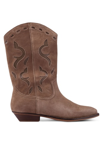 5656dbe3f96 Cowboy Leather Boots